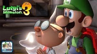 Luigi's Mansion 3 - A Sturdy, Safe and Air Conditioned Portable Laboratory (Switch Gameplay)