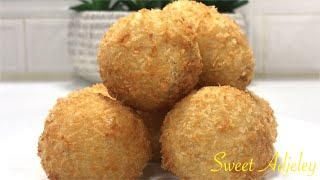 MAKE MY EASY PARTY PLEASING YAM BALLS RECIPE WITH ME