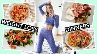 Healthy Dinner Ideas For Weight Loss