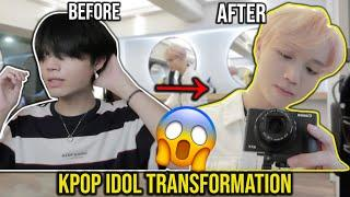 koreaboo turns into the real OPPA - Kpop Idol Transformation (ft. Issac Yiu)