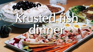 Special Krusted Fish Dinner: Dinner Party Tonight