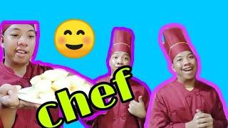 HOW TO COOK HOMED PUTO (Chef)