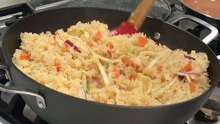 This Simple One Pot Fried Rice Recipe Will Be A Hit On Your Dining Table