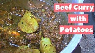 Beef Curry Step by step, Detailed Video Recipe.