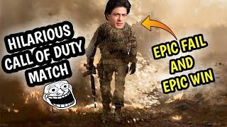 Call of duty epic fails and win | Funny noob to dude Gameplay | call of duty mobile Hindi Gameplay