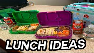 Lunch Ideas | Easy Lunch Ideas for School | Week of School Lunches and What They Ate