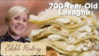 I Tried To Make A 700-Year-Old Lasagna Recipe • Tasty