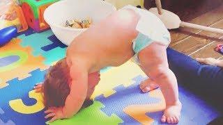 When Babies Do Things You Can't Understand - Lovers Baby Video