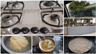 A casual day in my life| vlog Routine works | cleaning routine | make in Kitchen