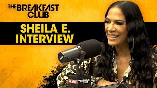 Sheila E. Talks Early Relationship With Prince, Childhood Trauma, New Music + More