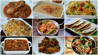 10 DAYS DINNER RECIPES FOR 3rd ASHRA by (YES I CAN COOK)