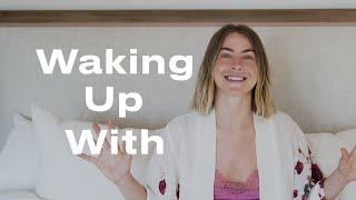 Julianne Hough's Morning Routine: Dancing, Clean Beauty & More | Waking Up With | ELLE