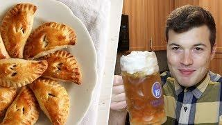 I TESTED HARRY POTTER Recipes! Butterbeer, Pumpkin Pasties, Testing Viral Recipes