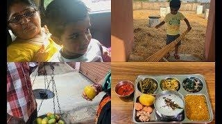 MAA k Haath Ka Special Lunch/ Meet My Mother/Simple Indian Lunch Routine