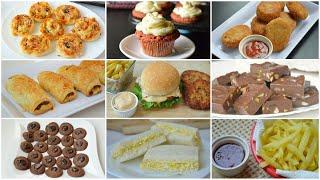 9 Recipes For Kids Birthday Party Menu 2020 by (YES I CAN COOK)