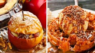 3 Apple Desserts We're Totally Falling for Right Now! | Dessert Recipes and Hacks by So Yummy