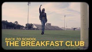 THE BREAKFAST CLUB: BACK TO SCHOOL LOOKBOOK