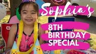 Happy Birthday Sophia! Birthday Video Collection