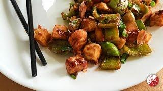 Best CHILLI PANEER / COTTAGE CHEESE  Recipe - Starter & Great Party Snack