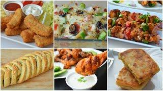 6 MIND-BLOWING PARTY RECIPES by (YES I CAN COOK)