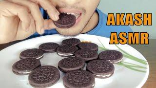 ASMR MOST POPULAR FOOD OREO BISCUIT EATING SHOW (EATING SOUNDS) NO TALKING | AKASH ASMR