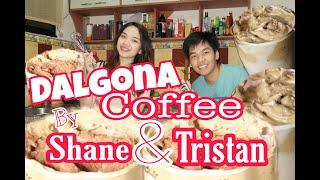 How To Make Dalgona Coffee At Home By SHANE & TRISTAN | ARventure Vlogs