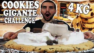 4 KG COOKIES GIGANTE CHALLENGE | 14,000 Calorie Challenge | Cheat Day | MAN VS FOOD #Pizookie#Paki
