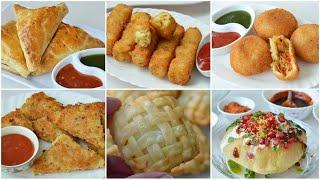 6 VEG IFTAR RECIPES PART 2 by (YES I CAN COOK)
