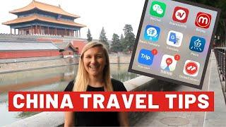7 Tips For Traveling to China for the First Time!