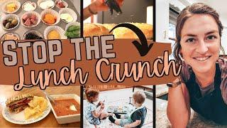 Chatty Cook with Me! | Lunch Solutions for Busy Days at Home | Mennonite Cooking | What's For Lunch