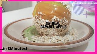 Best Easy Oatmeal Caramel Apples Recipe | Apple Recipes 19| Caramel Recipes 7 |  Low Carb Desserts