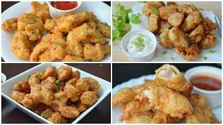 4 BONELESS FRIED CHICKEN RECIPES (RAMADAN SPECIAL) by YES I CAN COOK