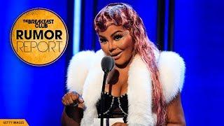 Lil Kim Shades BET During Acceptance Speech At BET Awards