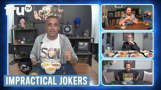 Impractical Jokers: Dinner Party - The Time Joe Almost Died (Clip) | truTV
