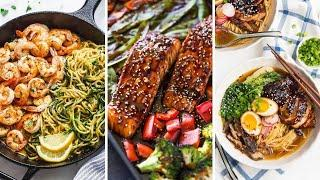 10 Minute Recipes: 7 Dinner Meals You Can Make Fast | What To Make For Dinner?