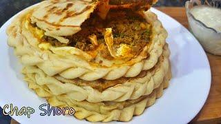 Forget Pizza Try This! Chap Shoro Recipe | English Subtitles | My Kitchen My Dish #426