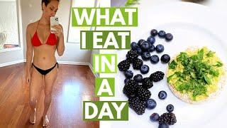 What I Eat In A Day To Stay Healthy and Lean | One Thing To Change To Get Abs