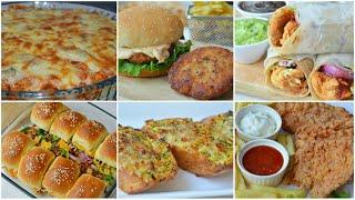 6 FAST FOOD RECIPES YOU CAN MAKE AT HOME PART 2 by (YES I CAN COOK) LOCK-DOWN RECIPES