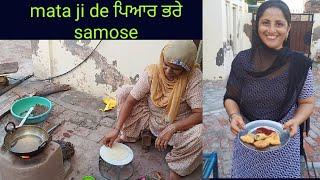 ll samose made at home