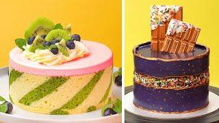 So Yummy Chocolate Cake Recipes For Perfect Party | Top 10 Beautiful Colorful Cake Decorating Ideas