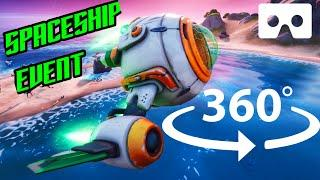 360° SPACESHIP EVENT in Fortnite! (Chapter 2 Season 3) VR