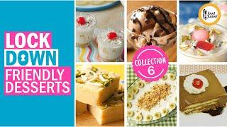 Lockdown Friendly Desserts Collection 6 Recipes By Food Fusion