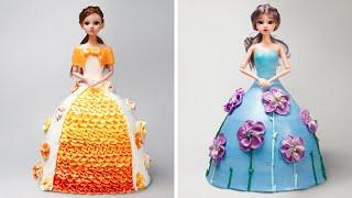 Amazing Cake Recipes | 10 Cute Princess Cake Decorating Ideas For Any Party | So Yummy Cake