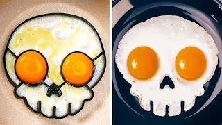 DELICIOUS BREAKFAST IDEAS YOU'LL WANT TO TRY || 5-Minute Recipes With Eggs!
