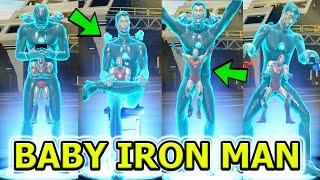How To Get Baby Iron Man NOW FREE In Fortnite! (Unlock Baby Iron Man Skin) Free Baby Iron Man Emote!