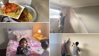 Kids room make over | Girls Bedroom decorating ideas 2020.