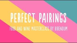 Webinar - Top food and wine pairing tips and latest wine trends from Bibendum —and Brakes