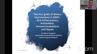 Online Breakout Session: The Four Goals of Dietary Interventions in NMO