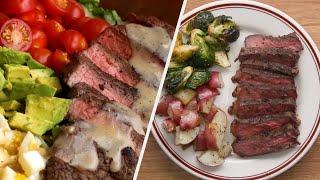 6 Easy And Fancy Steak Recipes • Tasty Recipes