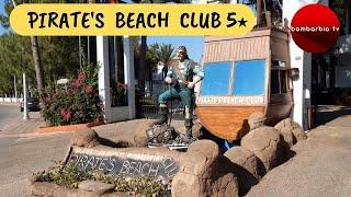 Отдых в Турции 2020. PIRATE'S BEACH CLUB 5* Текирова - обзор отеля, Spa, Kids Club